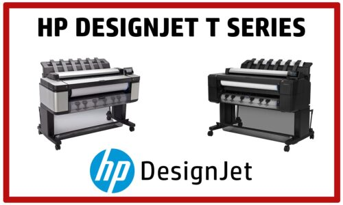DesignJet T Series for Technical and CAD applications