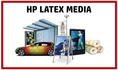 HP Latex Media