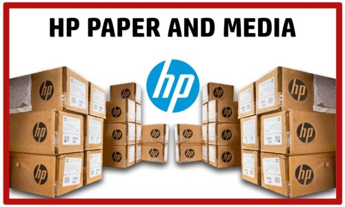 HP Papers and Media