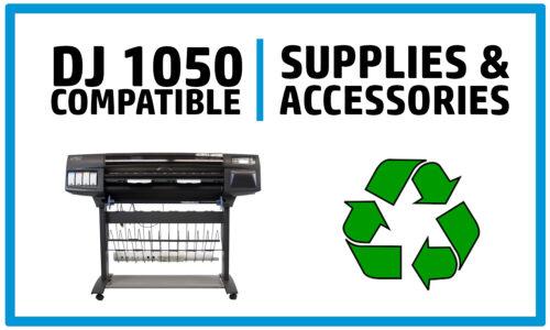 HP Designjet 1000 Series Ink Supplies (1050c / 1055cm)
