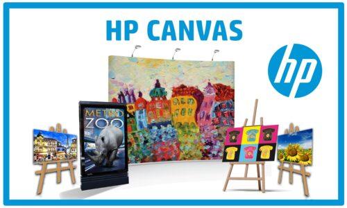 HP Canvas