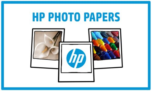 HP Photo Papers