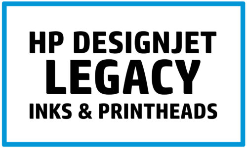 Ink for Legacy DesignJet Printers