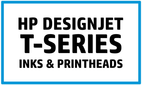 Ink & Printheads for DesignJet T Series Printers