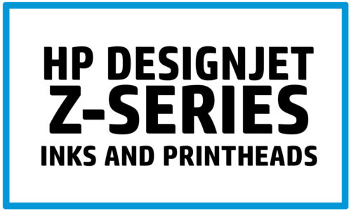 Ink & Printheads for DesignJet Z Series Printers
