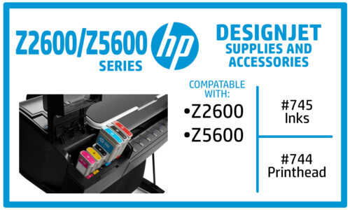 HP Designjet Z2600 Z5600 Ink Supplies