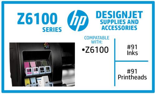HP Designjet Z6100 Ink Supplies